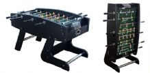"BCE 4'6"" HEAVY DUTY FOOTBALL TABLE PROFESSIONAL FOLDING SOCCER HFT-5JLB FOOSBALL - 282518557465"